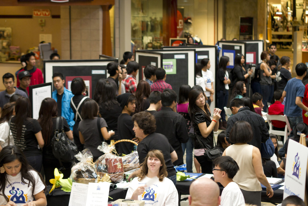 2011 Showcase event in California