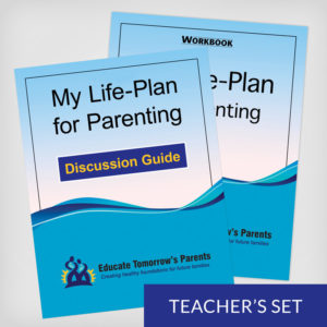My Life-Plan for Parenting Teacher's Set