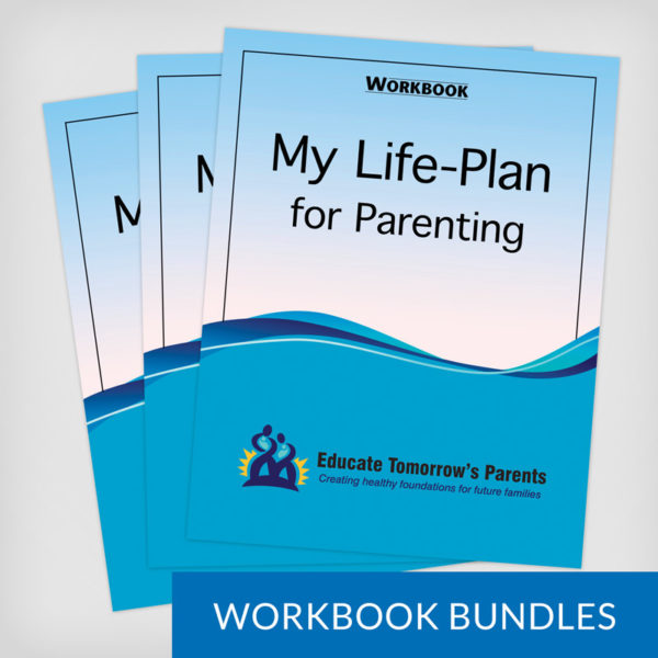 My Life-Plan for Parenting Workbook Bundles