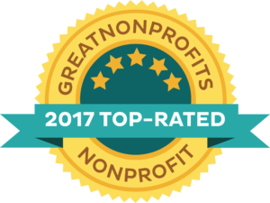 Great NonProfits 2017 Top-Rated